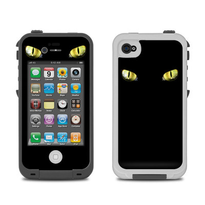 Lifeproof iPhone 4 Case Skin - Cat Eyes