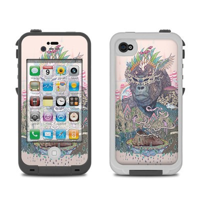 Lifeproof iPhone 4 Case Skin - Ceremony