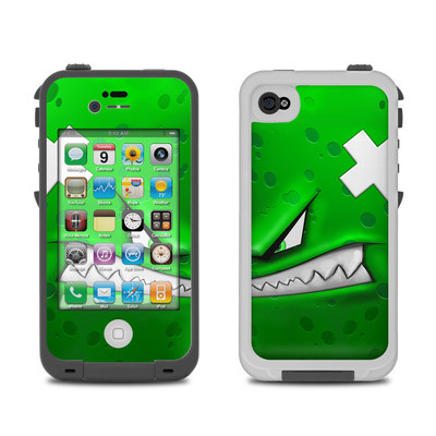 Lifeproof iPhone 4 Case Skin - Chunky