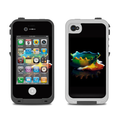 Lifeproof iPhone 4 Case Skin - Colored Crown