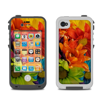 Lifeproof iPhone 4 Case Skin - Colours