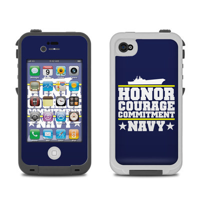 Lifeproof iPhone 4 Case Skin - Commitment