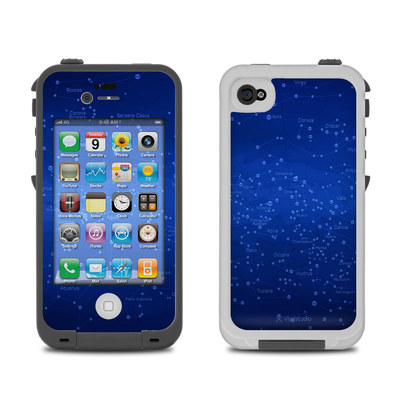 Lifeproof iPhone 4 Case Skin - Constellations