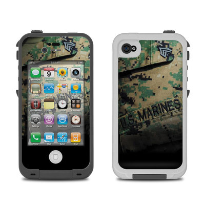 Lifeproof iPhone 4 Case Skin - Courage