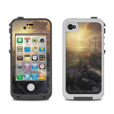 Lifeproof iPhone 4 Case Skin - The Cross