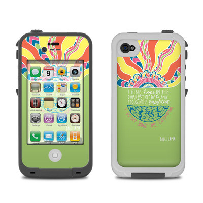 Lifeproof iPhone 4 Case Skin - Dalai Lama