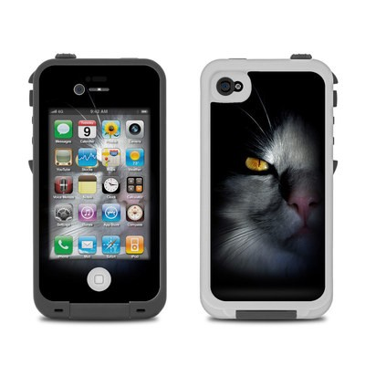Lifeproof iPhone 4 Case Skin - Darkness