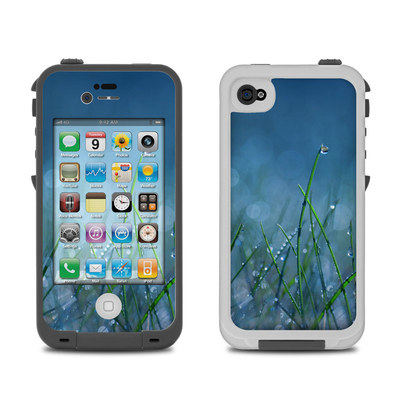 Lifeproof iPhone 4 Case Skin - Dew