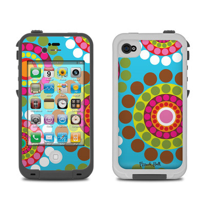Lifeproof iPhone 4 Case Skin - Dial