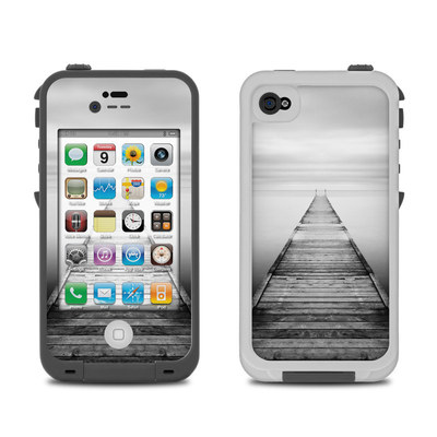 Lifeproof iPhone 4 Case Skin - Dock