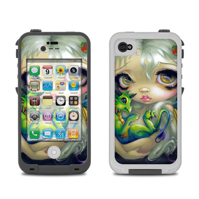 Lifeproof iPhone 4 Case Skin - Dragonling