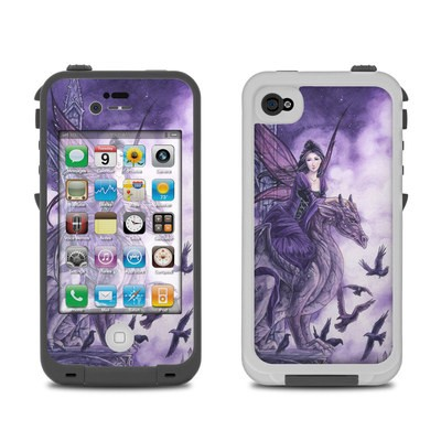 Lifeproof iPhone 4 Case Skin - Dragon Sentinel