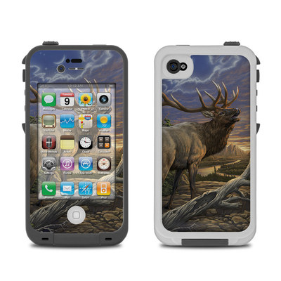 Lifeproof iPhone 4 Case Skin - Elk