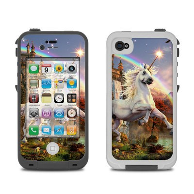 Lifeproof iPhone 4 Case Skin - Evening Star