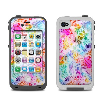 Lifeproof iPhone 4 Case Skin - Fairy Dust