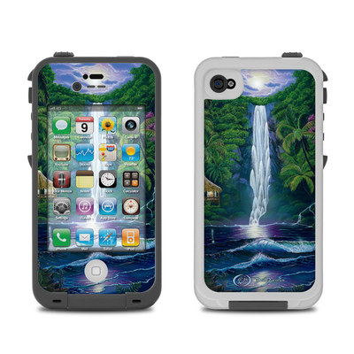 Lifeproof iPhone 4 Case Skin - In The Falls Of Light