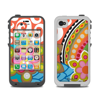 Lifeproof iPhone 4 Case Skin - Fantasia
