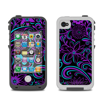 Lifeproof iPhone 4 Case Skin - Fascinating Surprise