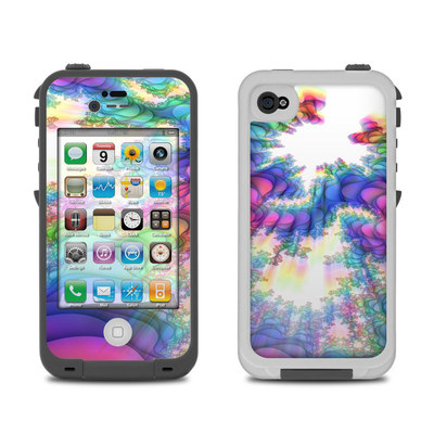 Lifeproof iPhone 4 Case Skin - Flashback