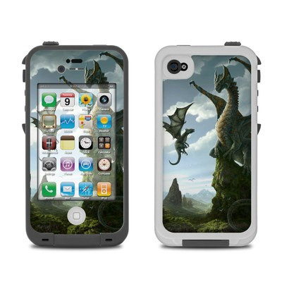 Lifeproof iPhone 4 Case Skin - First Lesson