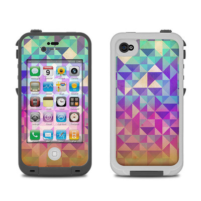 Lifeproof iPhone 4 Case Skin - Fragments