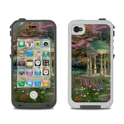 Lifeproof iPhone 4 Case Skin - Garden Of Prayer