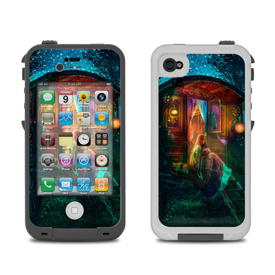 Lifeproof iPhone 4 Case Skin - Gypsy Firefly