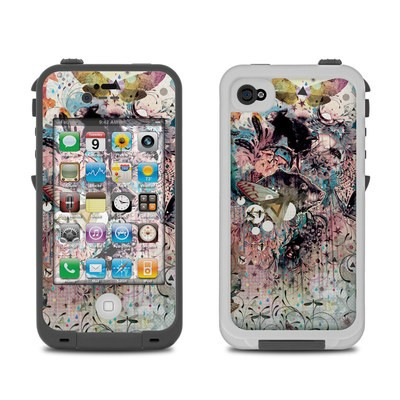 Lifeproof iPhone 4 Case Skin - The Great Forage