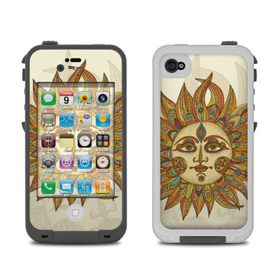 Lifeproof iPhone 4 Case Skin - Helios