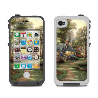Lifeproof iPhone 4 Case Skin - Hometown Lake