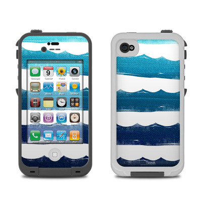 Lifeproof iPhone 4 Case Skin - Horizon Lines