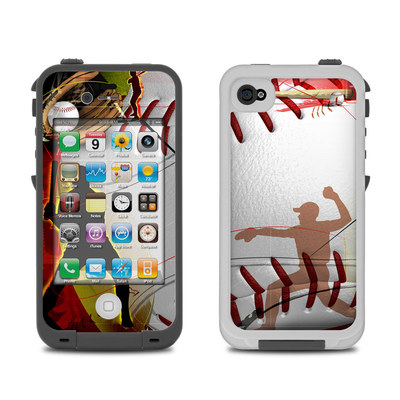 Lifeproof iPhone 4 Case Skin - Home Run