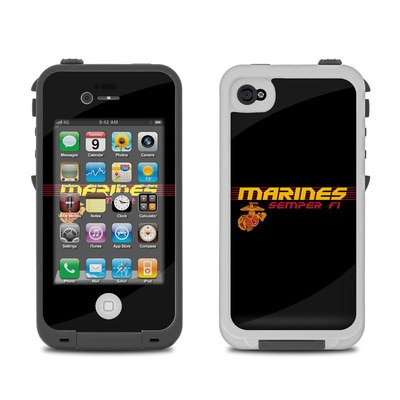 Lifeproof iPhone 4 Case Skin - Honorable