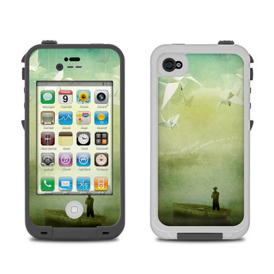 Lifeproof iPhone 4 Case Skin - If Wishes