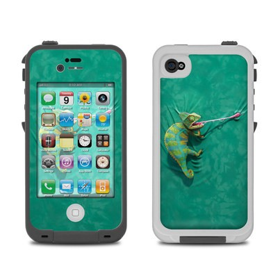 Lifeproof iPhone 4 Case Skin - Iguana