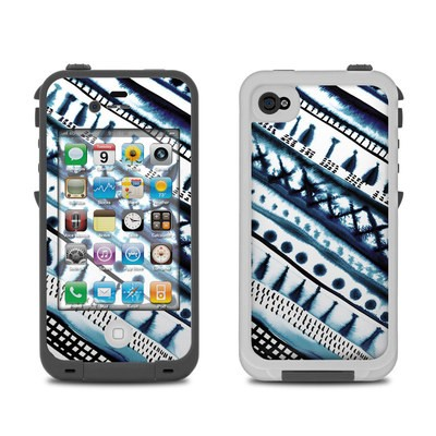 Lifeproof iPhone 4 Case Skin - Indigo