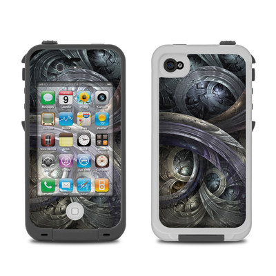 Lifeproof iPhone 4 Case Skin - Infinity