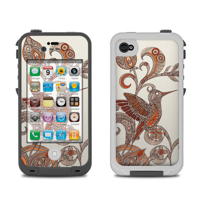 Lifeproof iPhone 4 Case Skin - You Inspire Me