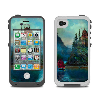 Lifeproof iPhone 4 Case Skin - Journey's End