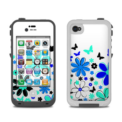 Lifeproof iPhone 4 Case Skin - Josies Garden