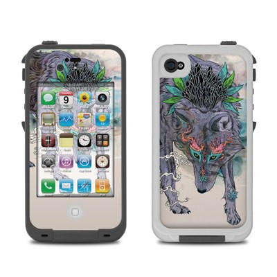 Lifeproof iPhone 4 Case Skin - Journeying Spirit