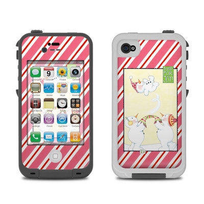 Lifeproof iPhone 4 Case Skin - Jump for Joy