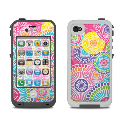 Lifeproof iPhone 4 Case Skin - Kyoto Springtime