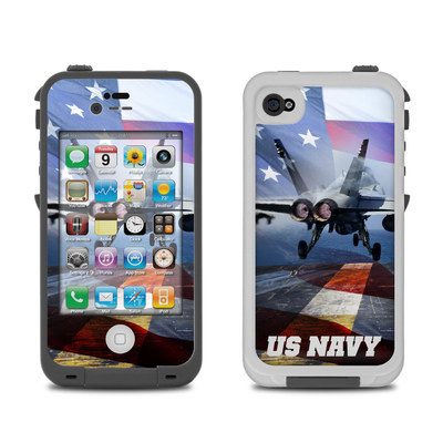 Lifeproof iPhone 4 Case Skin - Launch