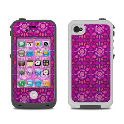 Lifeproof iPhone 4 Case Skin - Layla