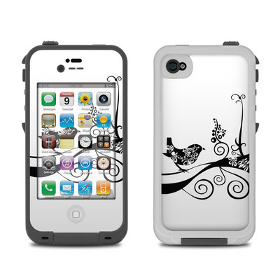 Lifeproof iPhone 4 Case Skin - Little Curly