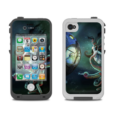 Lifeproof iPhone 4 Case Skin - 20000 Leagues