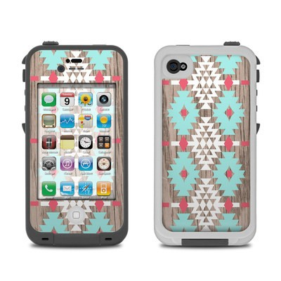 Lifeproof iPhone 4 Case Skin - Lineage