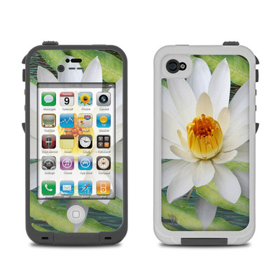 Lifeproof iPhone 4 Case Skin - Liquid Bloom