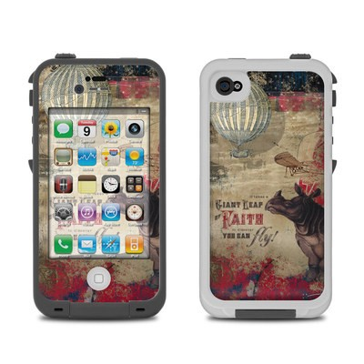 Lifeproof iPhone 4 Case Skin - Leap Of Faith